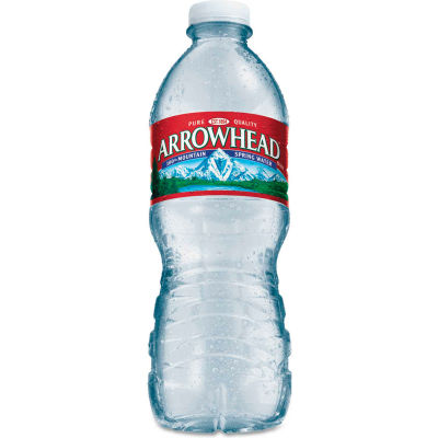 Arrowhead® Natural Spring Water, 16.9 Oz Bottle, 40 Bottles/carton