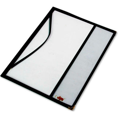 Oxford® See-Through Plastic Magazine Cover, For Magazines to 12-3/8 x 9-1/8