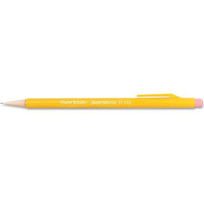 Paper Mate® Sharpwriter Mechanical Pencil, HB, 0.7 mm, Classic Yellow, 36/Carton