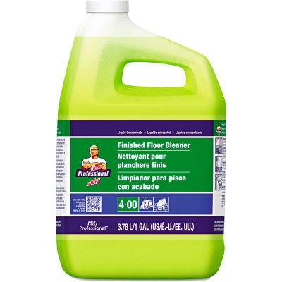 Mr. Clean® Finished Floor Cleaner, Gallon Bottle, 3 Bottles - 2621