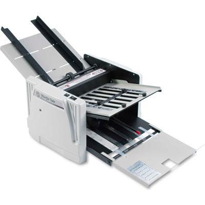 Martin Yale® 1217A Medium-Duty AutoFolder, 10300 Sheets/Hour