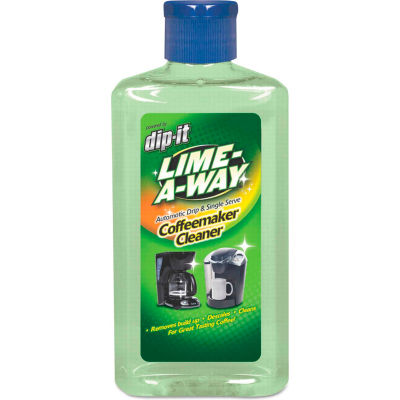 LIME-A-WAY® RAC36320 - Dip-It Coffeemaker Descaler & Cleaner, 7 Oz. Bottle