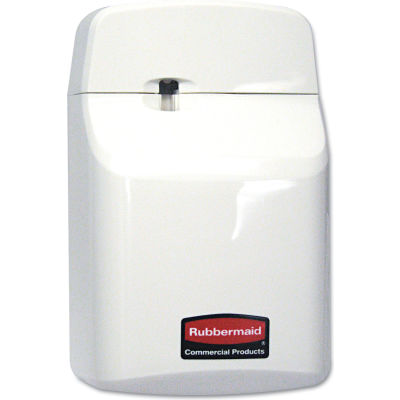 "Rubbermaid Sebreeze® 9000 Metered Aerosol Dispenser 4-3/4"" x 3-1/8"" x 7-1/2"", White - RCP5137"