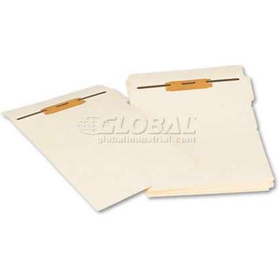 "Smead® Stackable Side Tab Letter Size Folder Dividers with Fastener, 1/2"", 10 Sets/Pack"