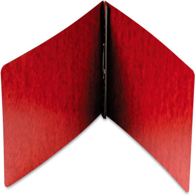 """Smead® End Opening PressGuard Report Cover, Prong Fastener, 2"""" Capacity, Letter, Red"""