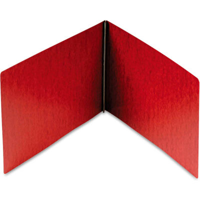 Smead® Top Opening PressGuard Report Cover, Prong Fastener, 11 x 17, Red
