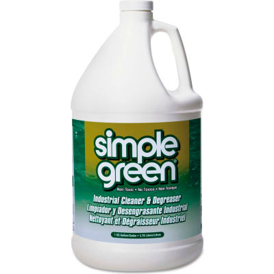 Simple Green® Industrial Cleaner & Degreaser, 1 Gallon Bottle - 13005