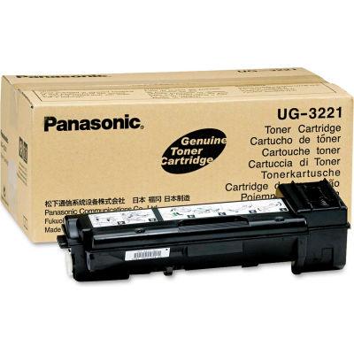 Panasonic® UG3221 Toner, 6000 Page-Yield, Black, OEM