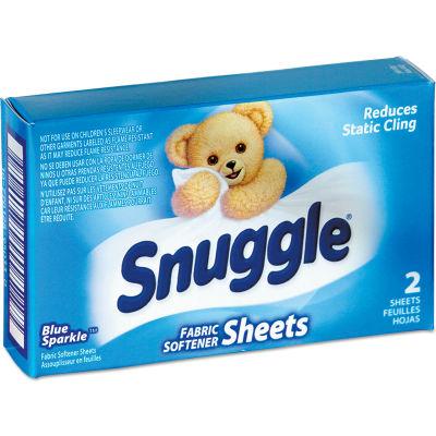 Snuggle Vend-Design Fabric Softener Sheets Sheets, 2 Sheets/Box, 100 Boxes - 2979929