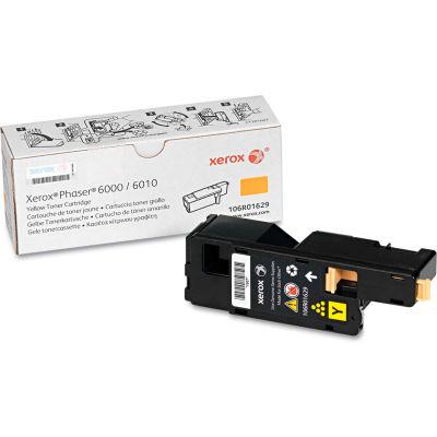 Xerox® 106R01629 Toner, 1,000 Page-Yield, Yellow