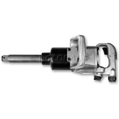 """Urrea Heavy Duty Two Handle Impact Wrench UP898-6A, 1"""" Drive, 4000 RPM, 1800 Ft-Lbs Torque"""
