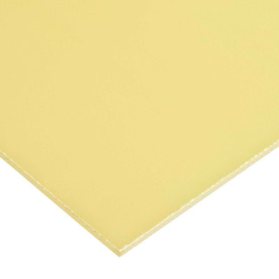 "G-10/FR4 Garolite Sheet - 1/2"" Thick x 36"" Wide x 48"" Long"