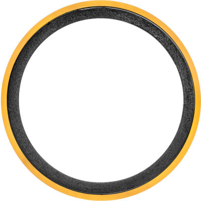 """Spiral Wound Gasket with Graphite Filler for 4"""" Pipe - 1/8"""" Thick - Class 1500"""