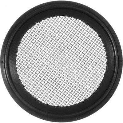 """FDA EPDM Sanitary Gasket with Screen For 3"""" Tube - 20 Mesh"""