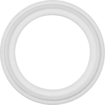 "FDA Buna-N Sanitary Gasket with Screen For 4"" Tube - 20 Mesh"