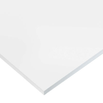 """Semi-Clear FDA Silicone Rubber Sheet No Adhesive - 60A - 1/8"""" Thick x 24"""" Wide x 24"""" Long"""