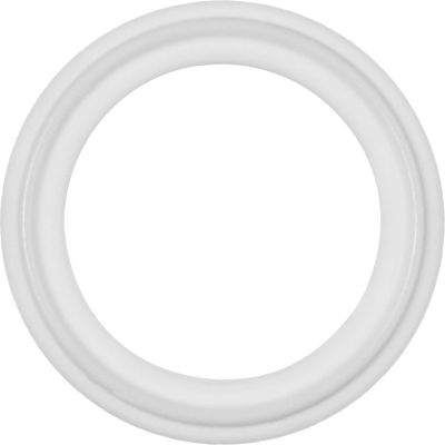 "Clean Room FDA Teflon Sanitary Gasket For 3/4"" Tube"