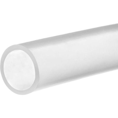 "Polyurethane Tubing for Drinking Water-1/8""ID x 1/4""OD x 10 ft."