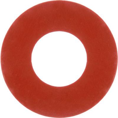"Silicone Foam Ring - 2-1/2"" ID x 2-3/4"" OD x 1/8"" Thick"
