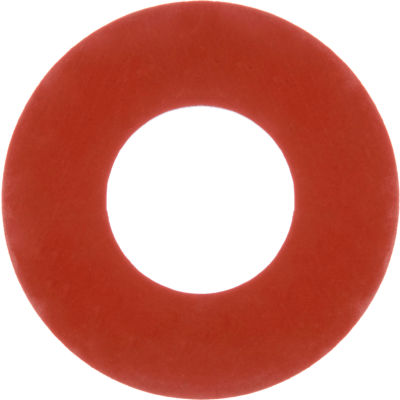"Silicone Foam Ring - 4-1/2"" ID x 6-7/8"" OD x 1/8"" Thick"