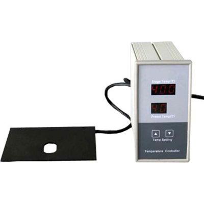 AmScope TCS-100 Microscope Temperature Control Stage Slide Warmer