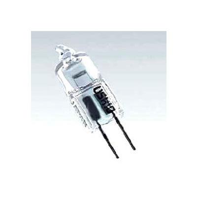 Ushio 1000821 Jc12v-20w/G4 C-6, T3, 20 Watts, 2000 Hours Bulb - Pkg Qty 10