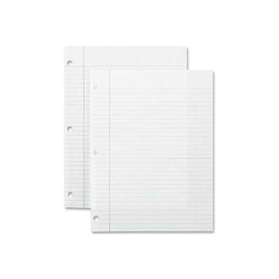 """Sparco™ Notebook Filler Paper, 8"""" x 10-1/2"""", College Ruled, White, 150 Sheets/Pack"""