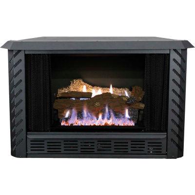 Ashley Vent Free Natural Gas Firebox AGVF340N, 34000 BTU, 1200 Sq. Ft.