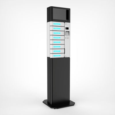LuxUVC 8 Chamber UV-C Charging Locker