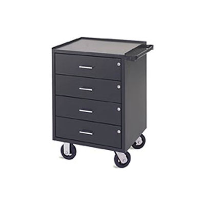 "Vari-Tuff F81843A6 Mobile Drawer Cabinet with 4 Drawers - 23""W x 20""D x 34""H"
