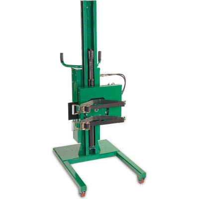 Valley Craft® Roto-Lift™ Straddle - Manual Power - F88563B9
