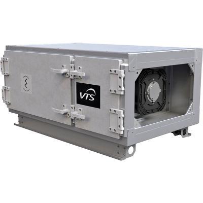 VTS HEPA Filtration Unit - Mobile or In-Duct - 600 CFM - 115V