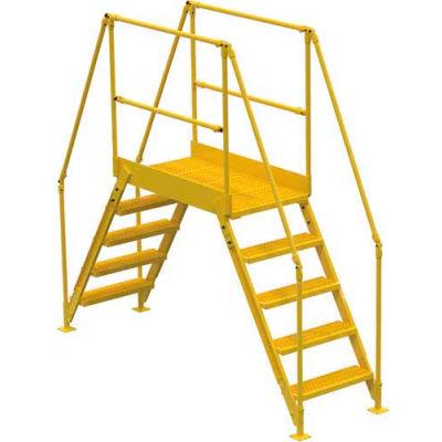 "5 Step Cross-Over Ladder - 79-1/2""L"