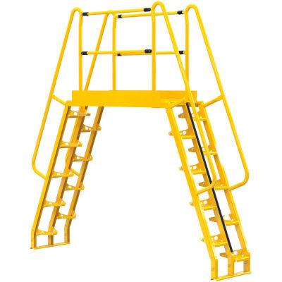 Alternating Step Cross-Over Ladders - COLA-6-68-56