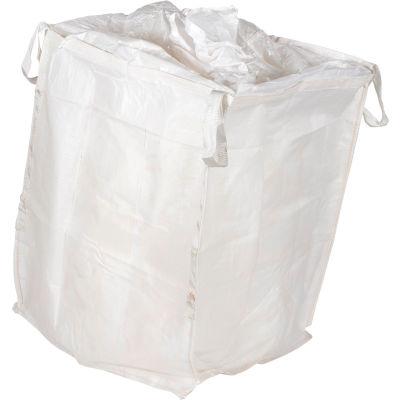 """Fabric FIBC Bulk Bag 36""""W X 36""""Lx 45""""H - Pkg Qty 5"""