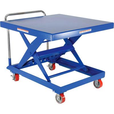 Spring Counterbalanced Cart 500 Lb. Capacity SCSC-500-4242