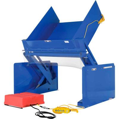 Zero Lift & Tilt Table ZLTT-5252-2-36