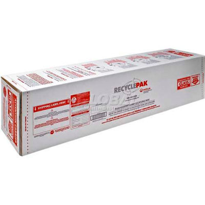 Veolia SUPPLY-065 Large 4 Foot Fluorescent Lamp Recycling Box
