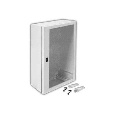 "Vynckier ANB2416FPHA ARIA 24"" X 16"" Non-Metallic Enclosure/Bonded Window/1/4 Turn Handle Enclosures"