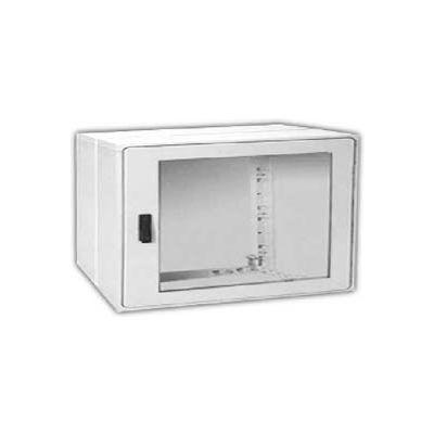 """Vynckier PSB2030E1A POLYSAFE 20"""" X 30"""" Non-Metallic Enclosure, 1 Extension, 1 Bonded Window Door"""