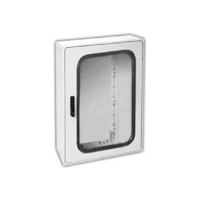 """Vynckier PSG4030A POLYSAFE 40"""" X 30"""" Non-Metallic Enclosure, 1 Gasket Window Door"""
