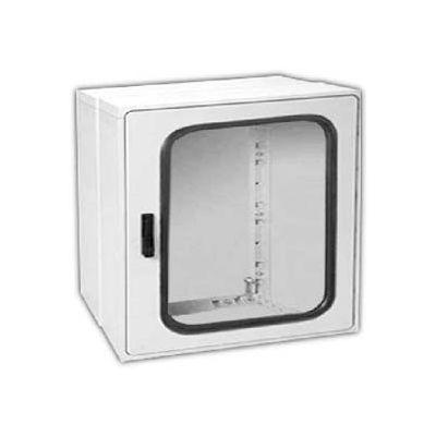 "Vynckier PSG4040E1A POLYSAFE 40"" X 40"" Non-Metallic Enclosure, 1 Extension, 1 Gasket Window Door"