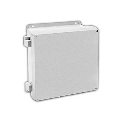 "Vynckier Vj606nhw Vj 6"" X 6"" Non-Metallic Enclosure, Non-Metallic Hinge, 2 Corner Screws - Min Qty 2"