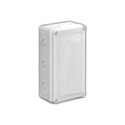 "Vynckier Vm534k Vm 5"" X 3"" X 4"" Non-Metallic Enclosure, Opaque Cover, Knockouts - Min Qty 4"