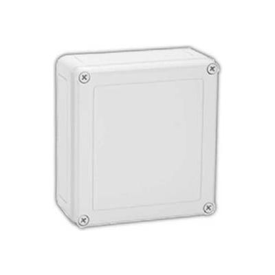 "Vynckier Vm553 Vm 5"" X 5"" X 3"" Non-Metallic Enclosure, Opaque Cover - Min Qty 4"