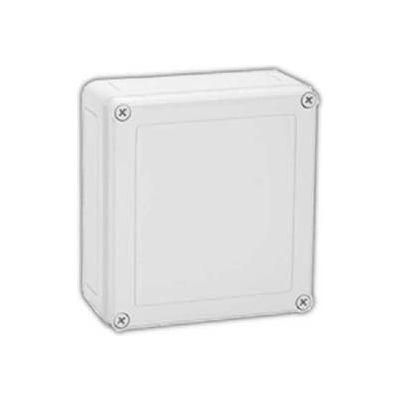 "Vynckier Vm554 Vm 5"" X 5"" X 4"" Non-Metallic Enclosure, Opaque Cover - Min Qty 4"
