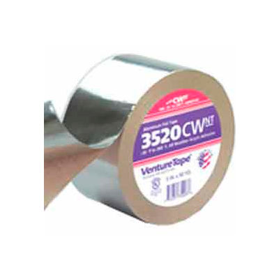 3M™ VentureTape, HVAC Aluminum Foil Insulation Tape, 2 IN x 50 Yards