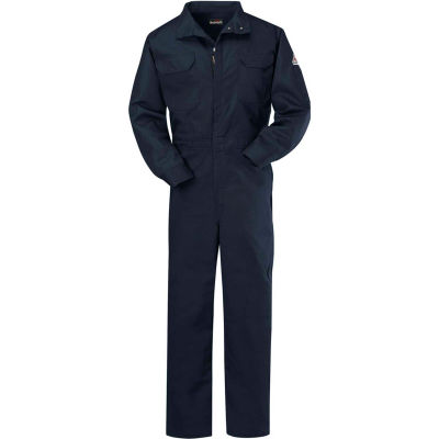 Nomex® IIIA Flame Resistant Premium Coverall CNB2, Navy, 4.5 oz., Size 52 Regular