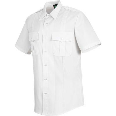 Horace Small™ Deputy Deluxe Men's Short Sleeve Shirt White 20.5 - HS12