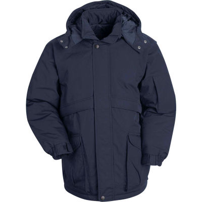 Red Kap® Heavyweight Parka Regular-L Navy JP70